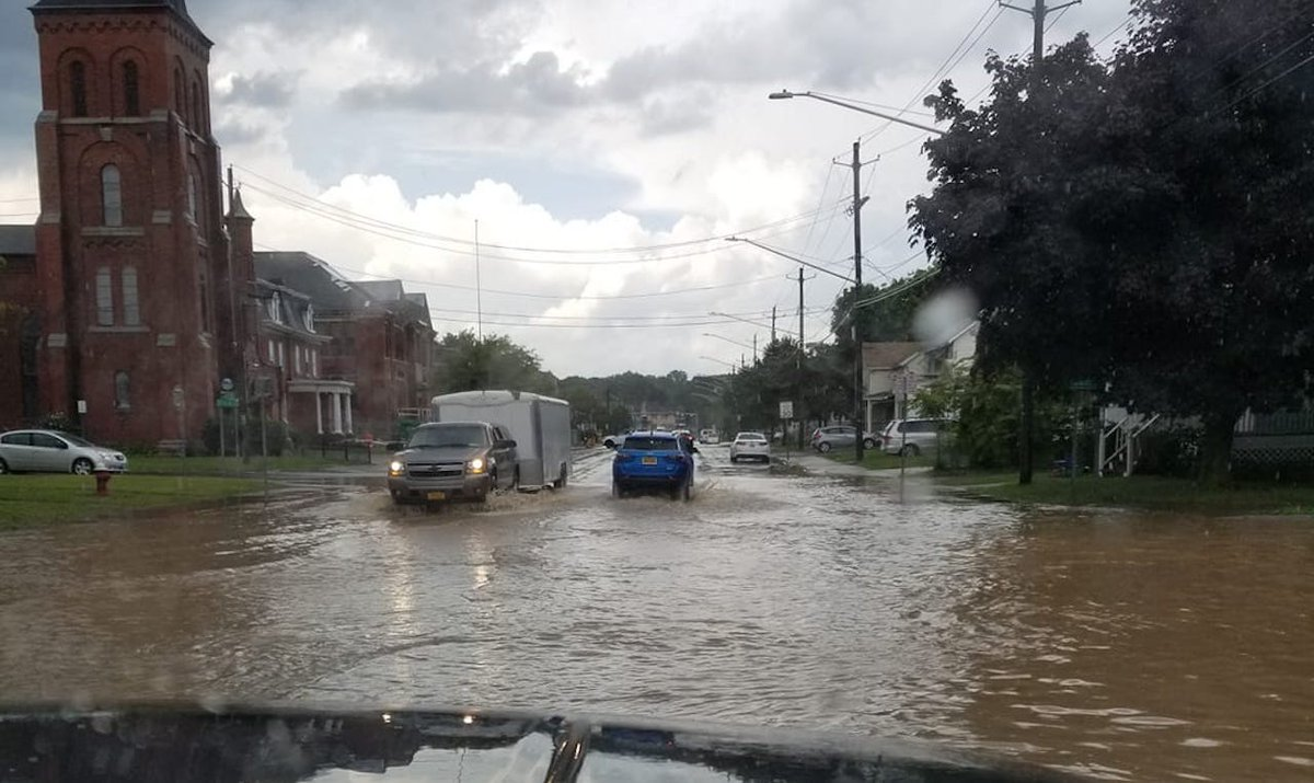 Flooding, power outages reported in Ontario, Seneca counties after severe storms roll through on Sunday