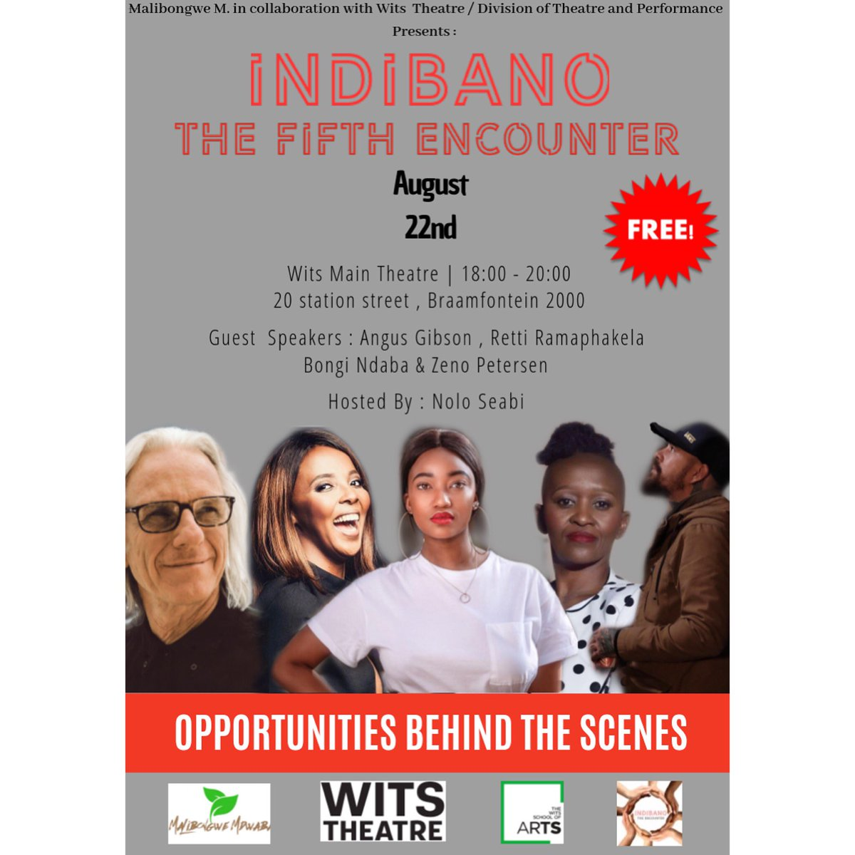 INDIBANO THE FIFTH ENCOUNTER. 🇿🇦✊🏾