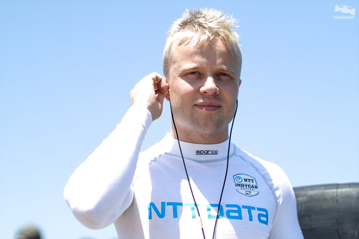 Felix Rosenqvist has been evaluated at local hospital and will be released shortly 🙌 #ABCSupply500 // @FRosenqvist