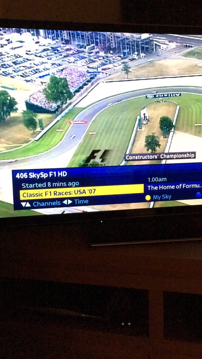 Say what you will about @SkySportsF1, but it's showing races like these, on nights like these, that make them alright with us! #F1 #SkyF1