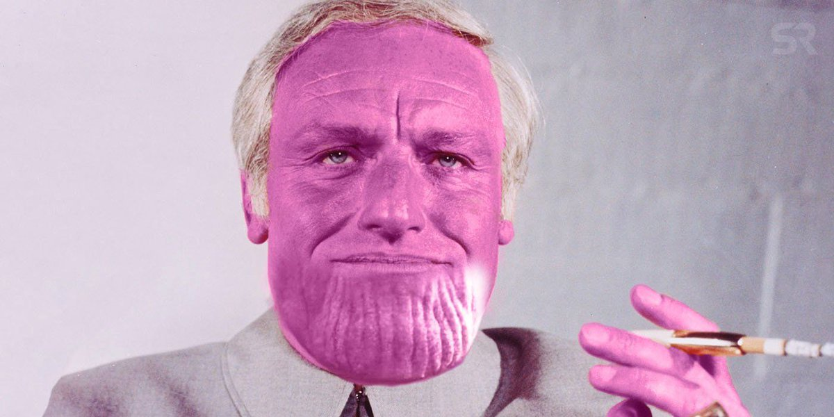 50 years before the MCU set up Thanos as an over-arching Big Bad, the James Bond movies did the same thing with Ernst Blofeld: buff.ly/2MoRviC
