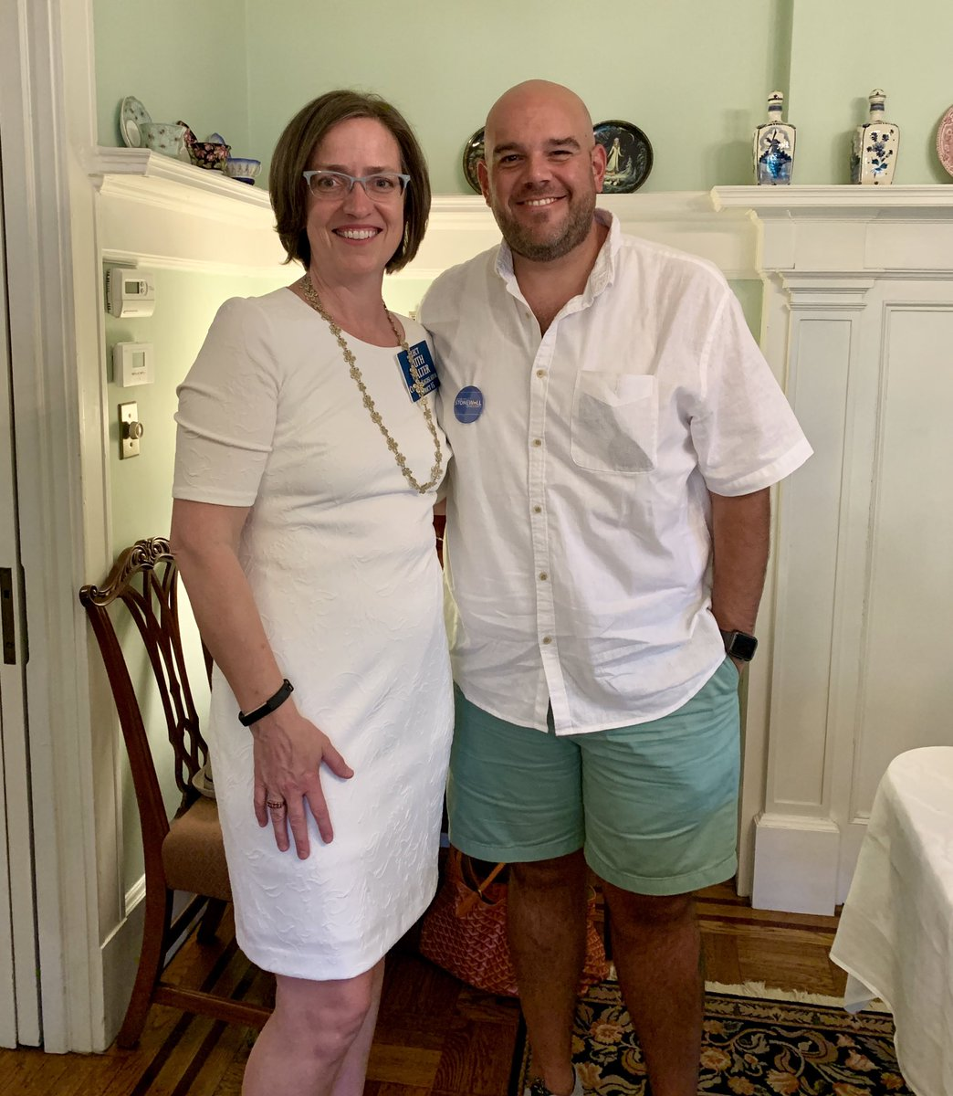 Proud to support Ruth Walter for County Legislator. #BlueWave #Election2019<br>http://pic.twitter.com/9By2Ff7W3E