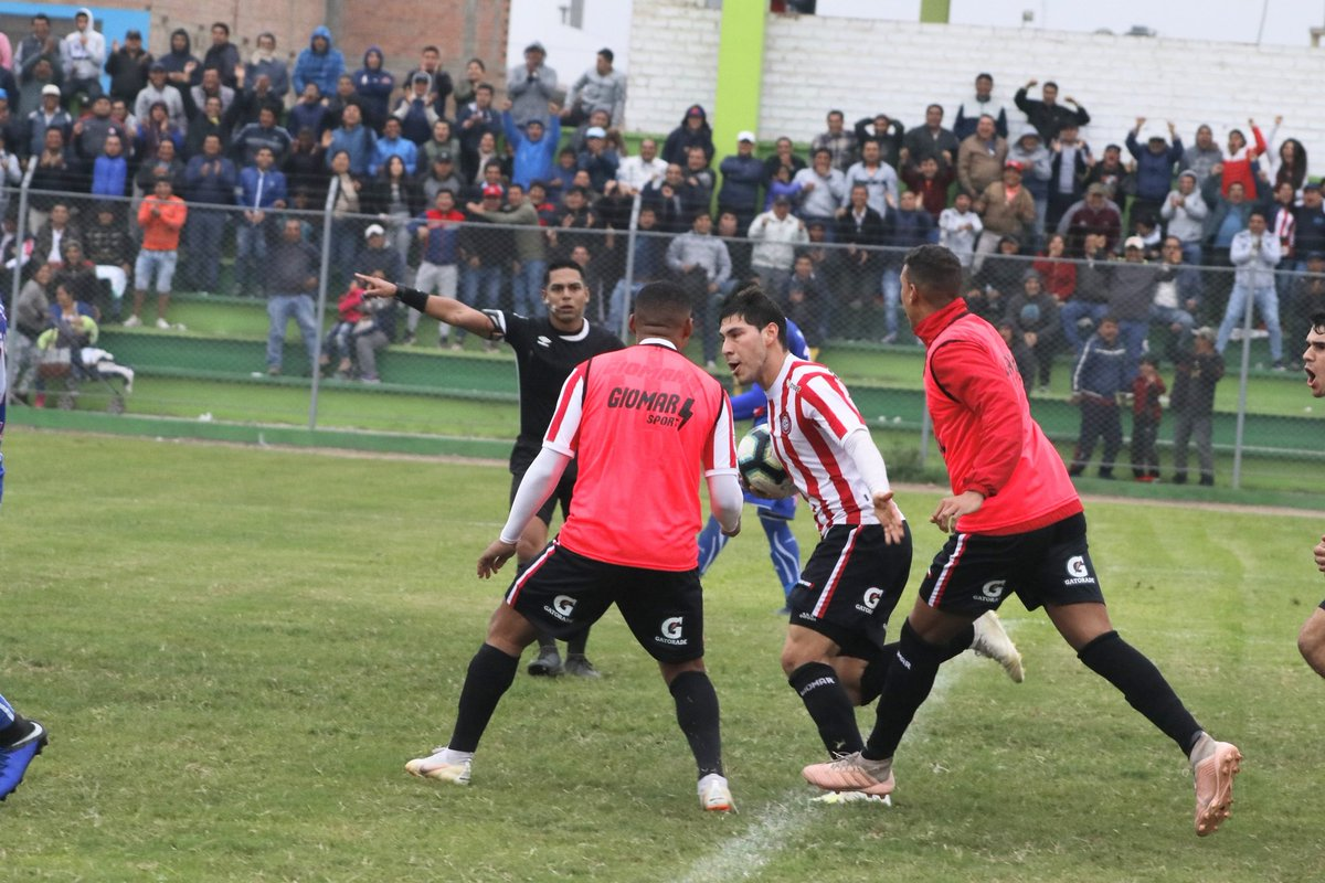 Unión Huaral logra empatar 1 a 1 frente al Santos F.C.