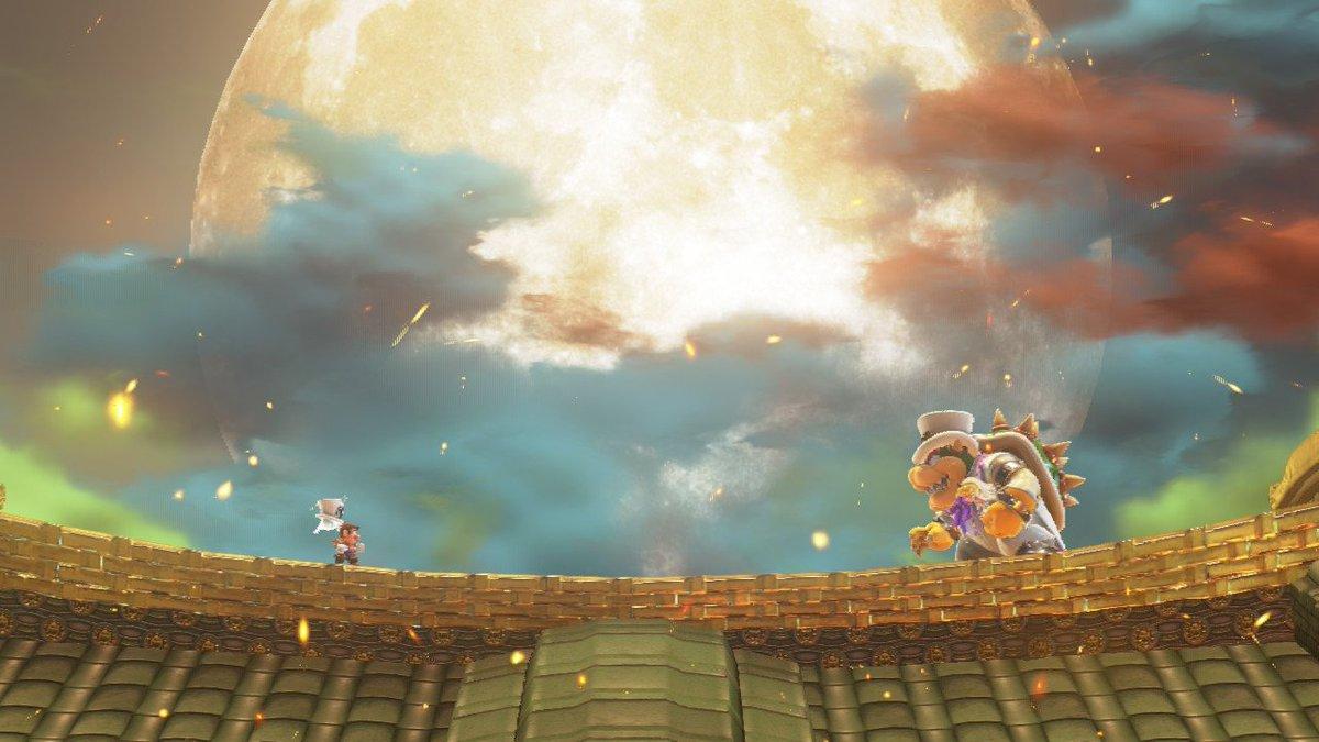 #SuperMarioOdyssey #NintendoSwitch