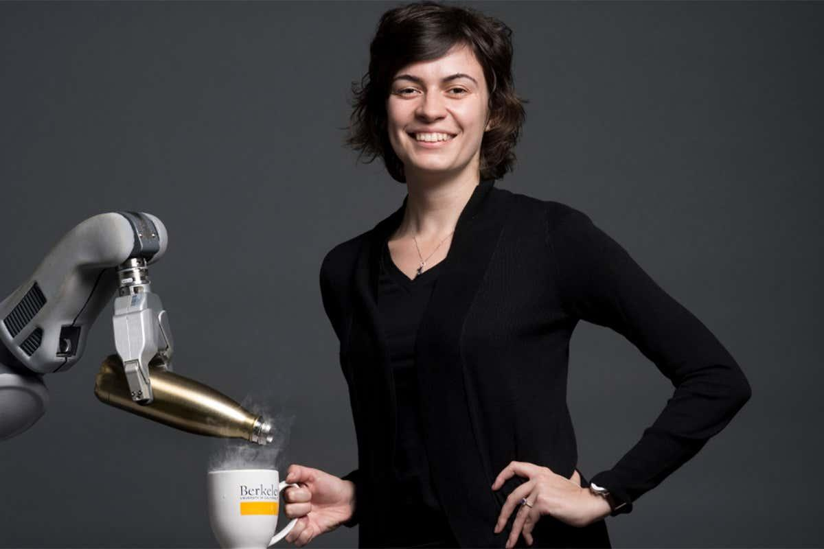 Computer scientist @ancadianadragan is working on helpful robots that understand how we get things wrong bit.ly/2KCsAWH