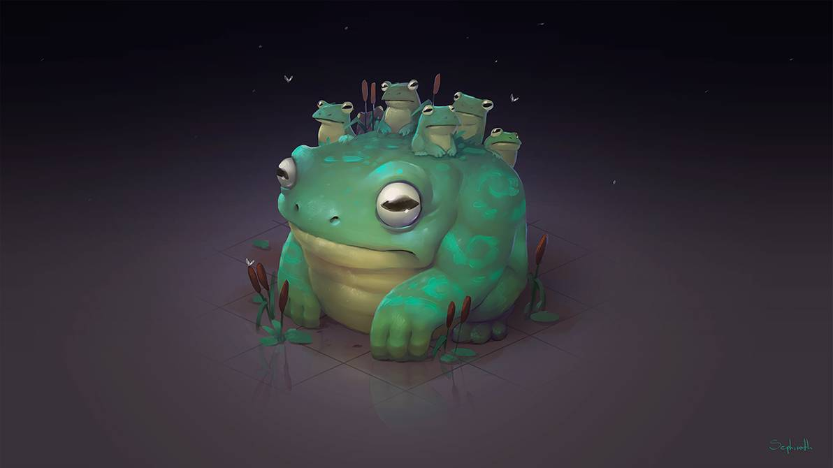 Oinkfrog photo