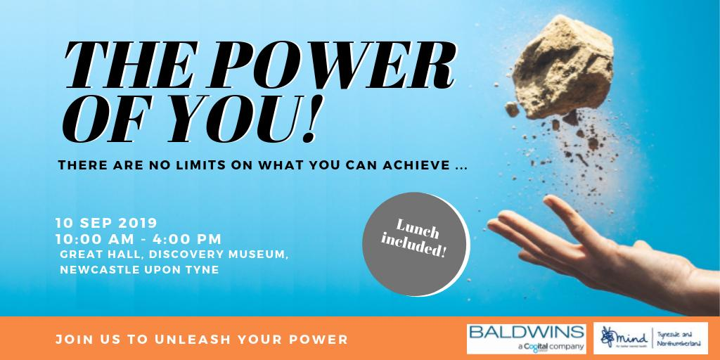 @powerofyouNE The way to get started is quit talking and begin doing. Walt Disney Limited tickets available: poyne.eventbrite.co.uk @Ian_Farrar @lordlancaster @BaldwinsNEast @TynesideMind @whatsonne