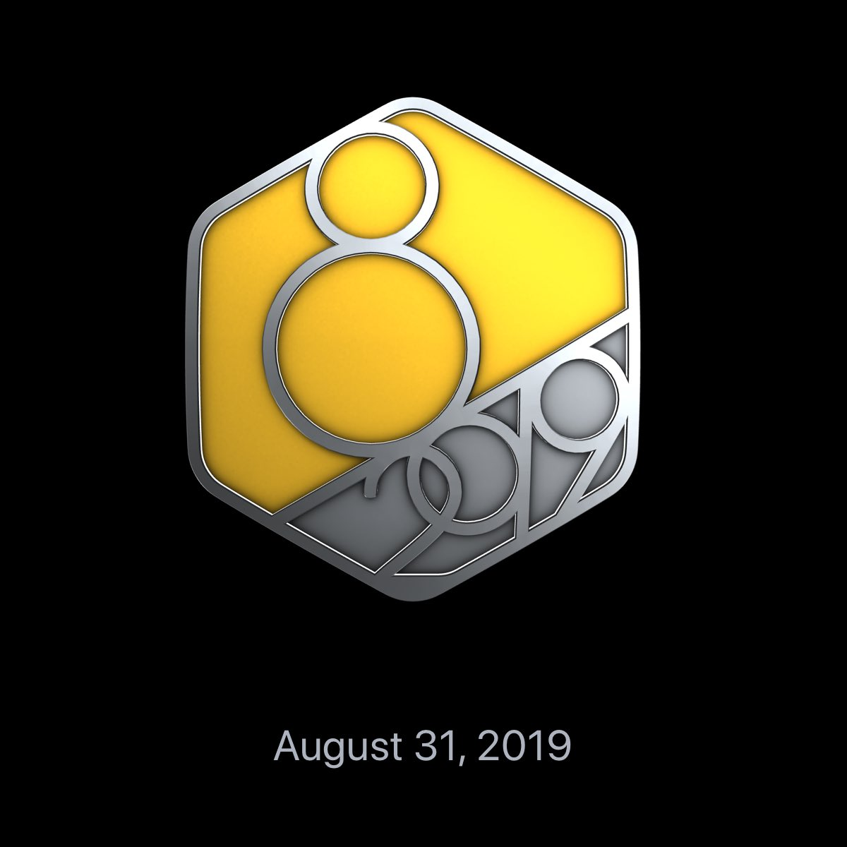 I earned this award by winning my August Challenge! #AppleWatchSeries4 <br>http://pic.twitter.com/xPrdth5BzC