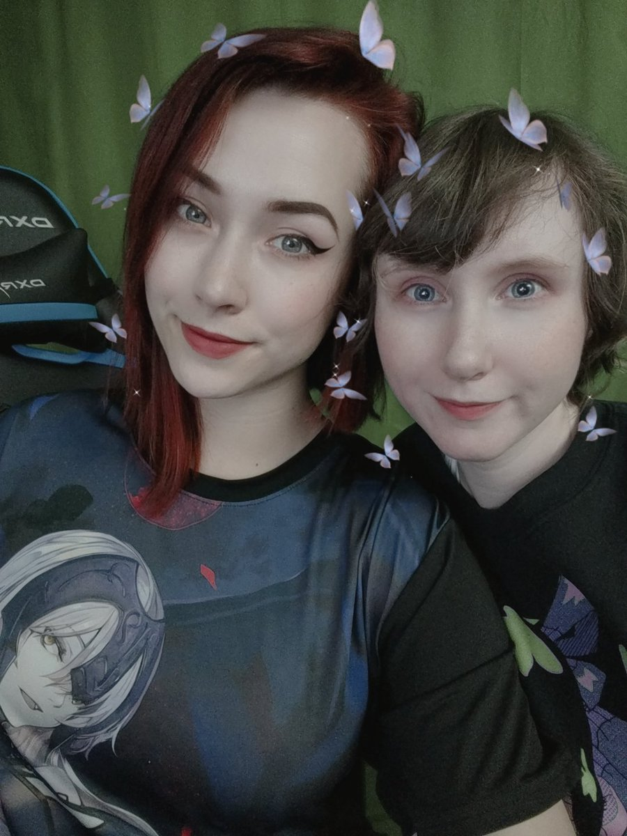 🔴Live now finishing up Hellblade with Kora! Come hang out with us and see the end! twitch.tv/mirascarlet 💜