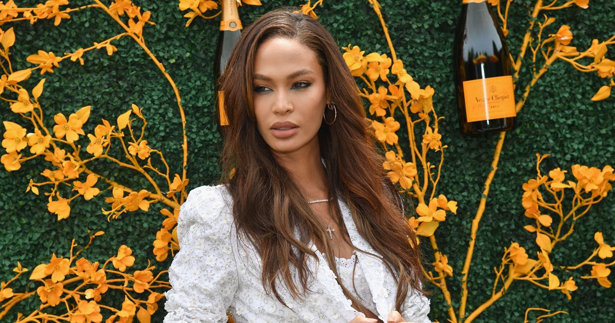 It was amazing to see everyone come together with a common goal, the supermodel said. #JoanSmalls au.vogue.com.au/5umvJGA