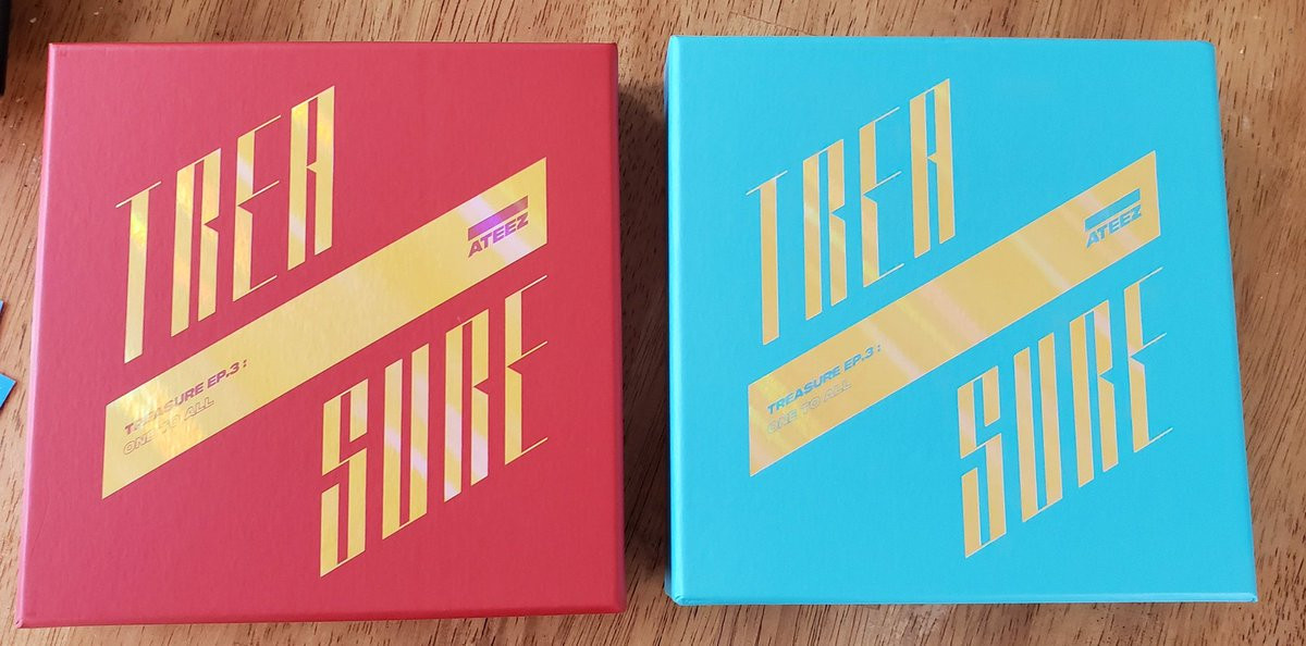 KPOP GIVEAWAY   TWO WINNERS will receive ONE @ATEEZofficial  one to all album (random ver) each  - must follow me ( @acharcalla1022 ) - rt and like   - open worldwide with free shipping  ENDS: Aug 24 at 1159pm EST #kpop #ateez_onetoall #ATINY #giveaway #ATEEZ #kpopGApic.twitter.com/3lbvvHfUga  by 💜Aubrey˚* ❀💜  #Left_n_Right3rdWin 🎊🎉🏆🏆🏆