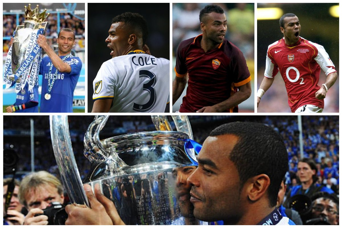 Ashley Cole anuncia su Retiro del Fútbol Profesional