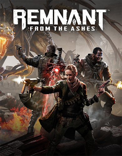 LIVE playing Remnant: From the Ashes co-op with @gmart711 and @KingBendrick twitch.tv/strippin