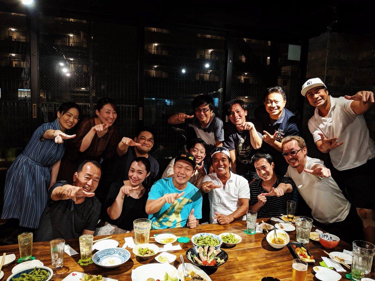 アメブロを更新しました。『松崎しげるさんとお食事会』#ももクロ一座#松崎しげる さん#素敵過ぎる#ごちそうさまでした本当に素敵な大先輩とご一緒させて頂いております❗❗(*^^*)めちゃくちゃパワフル🎵いつもありがとうございます❗\(^o^)/