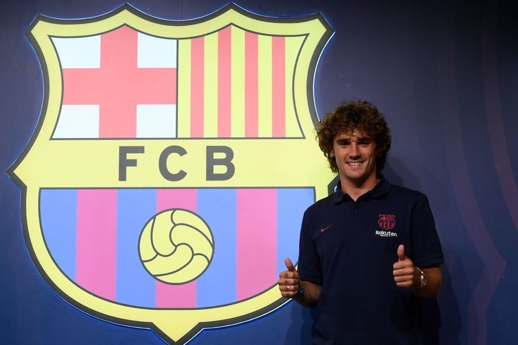 [#LaLiga🇪🇸] Selon @Sport, l'Atlético a retiré sa plainte contre le Barça pour les 200M€ de la clause d'Antoine Griezmann🇫🇷
