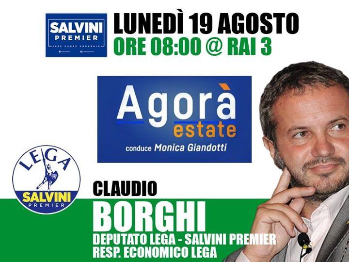 @LegaSalvini's photo on #agorarai