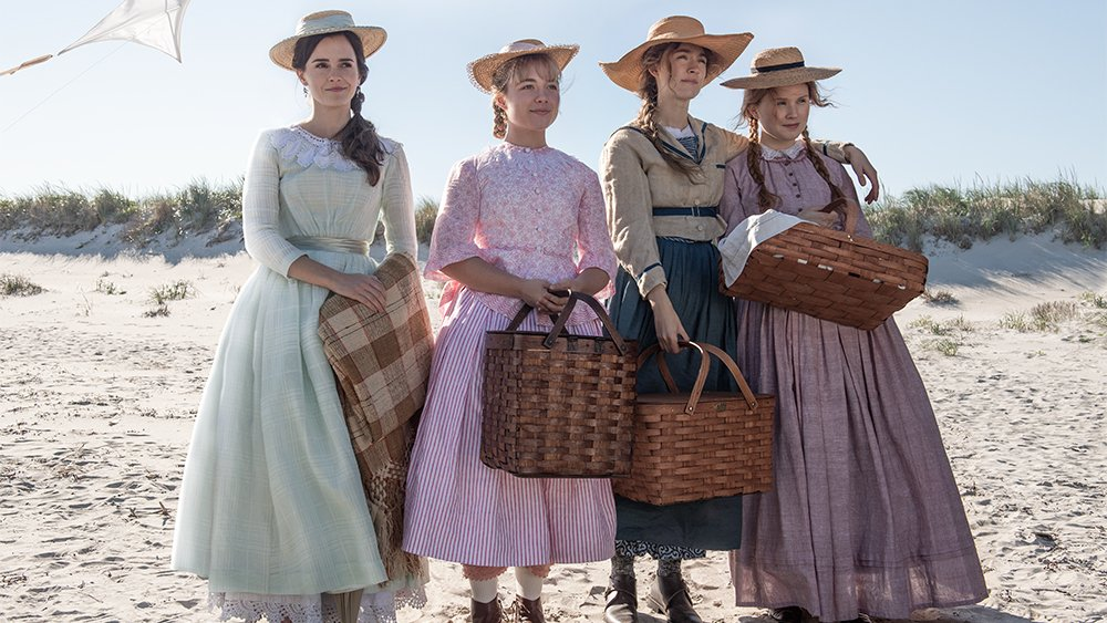 Fall Movie Preview 2019: Everything from #LittleWomen to #LucyInTheSky https://trib.al/3Z323Wl