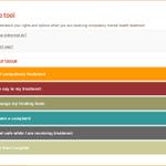 Image for the Tweet beginning: ... Self Help tool –