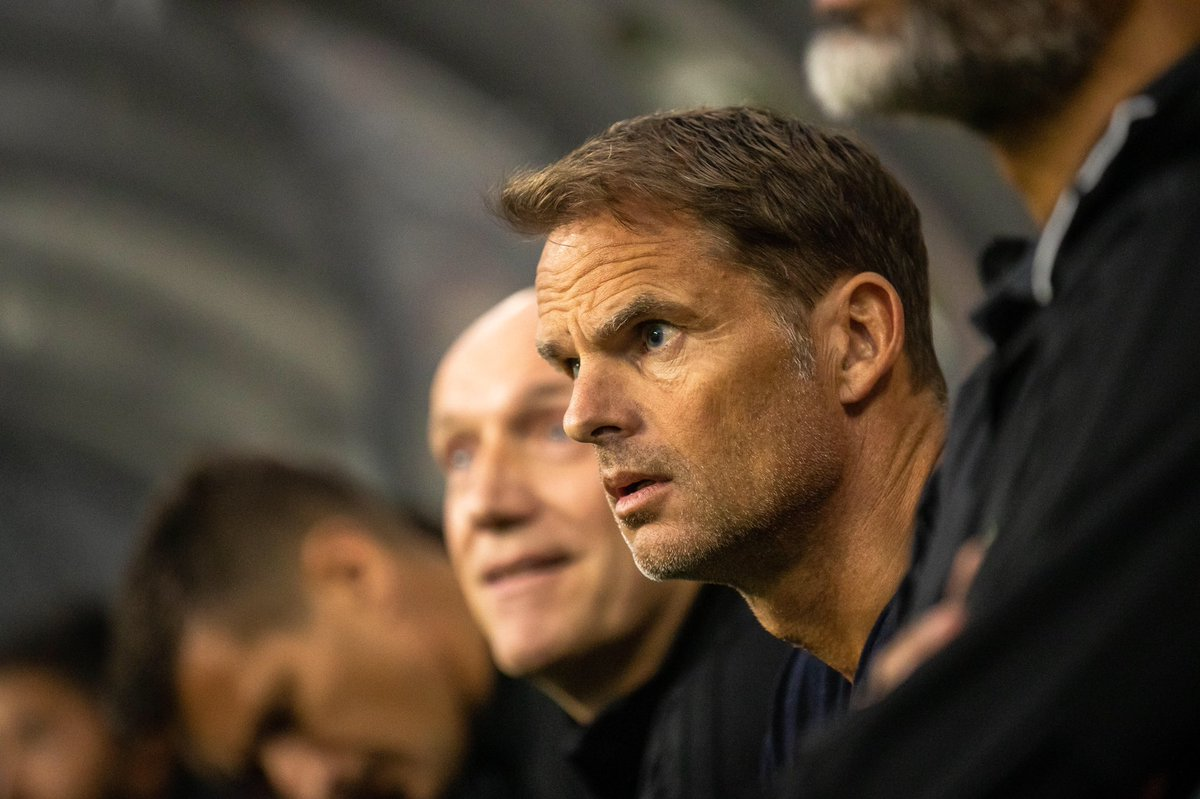 @FdeBoerofficial's photo on portland
