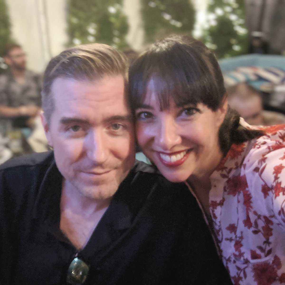 A wonderful evening celebrating @thegifttheatre #seasonreleasebash! Thank you Artistic Director & co-founder @ThorntonMPT for reminding me why stepping into the light to share a part of our souls is such a vital way to connect with people & them to each other with joy. <br>http://pic.twitter.com/660jjRDtRo