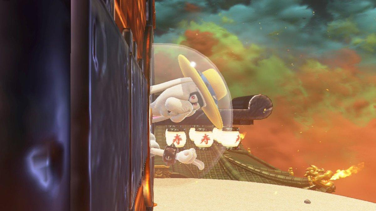Rabbits Assemble #SuperMarioOdyssey #NintendoSwitch