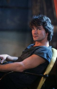 Happy Birthday to a singular talent both tough and tender: Patrick Swayze