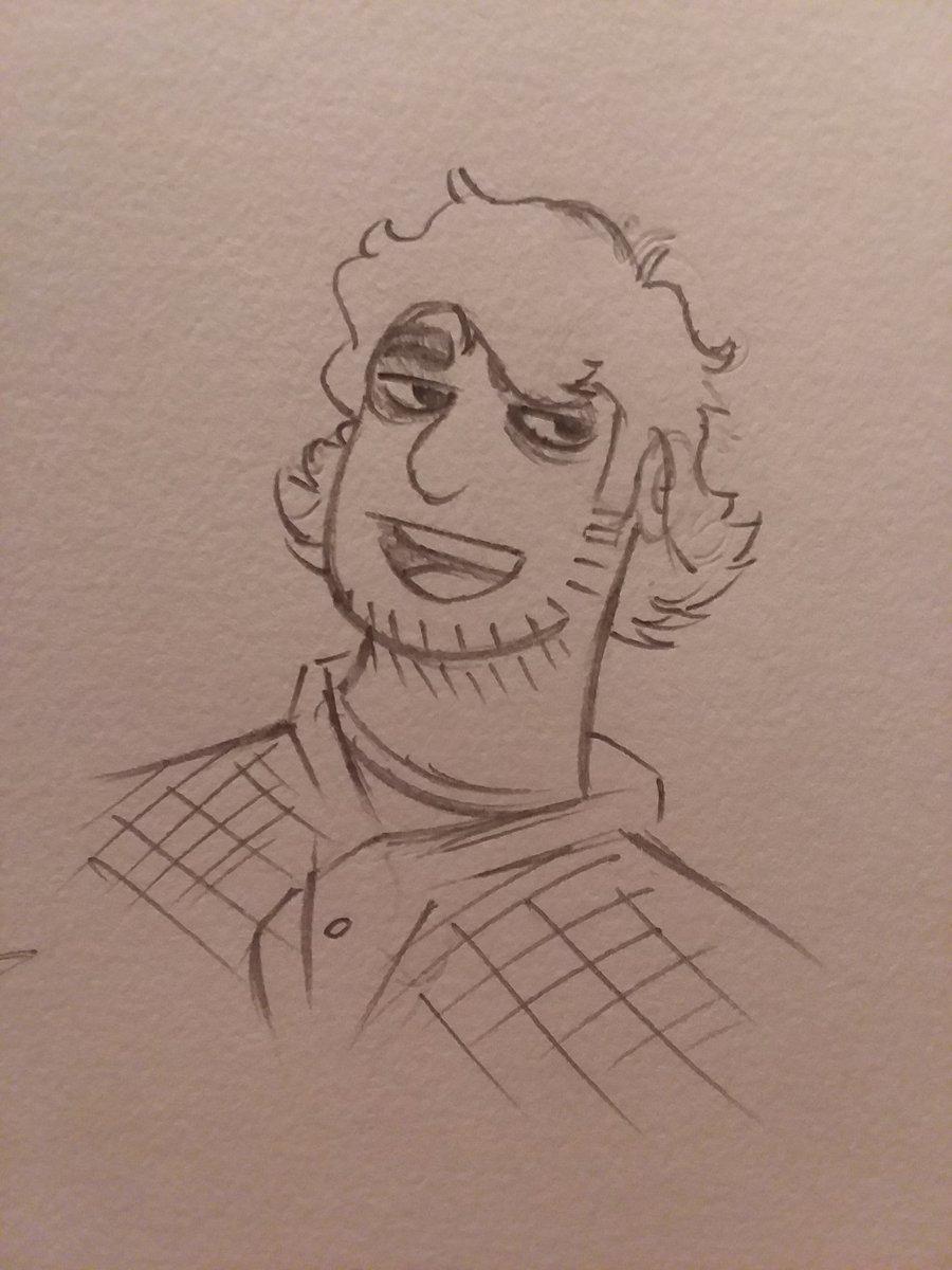 Ah dang, it's me, the boi who draws<br>http://pic.twitter.com/qiqiyFFbfY