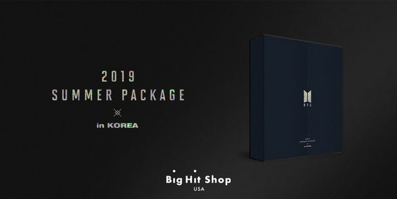 Lets send off this years scorching summer with 2019 BTS SUMMER PACKAGE VOL. 5!⛱️ ✅PRE-ORDER SCHEDULE: AUG 18, 7 PM ~SEP 25, 7 PM (PST) ✅SHIPS OUT IN ORDER FROM SEP 26 (PST) 👉bit.ly/2HbqbjS