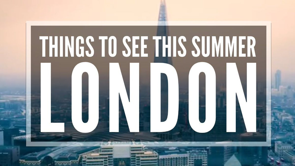 Amazing Things to See in London Anytime! https://buff.ly/2MCjWKK The Best #London Attractions. Which is your favourite? #travel #uk #england #lovelondon #vlog #dayout #travel #europe #video #vlog #thames