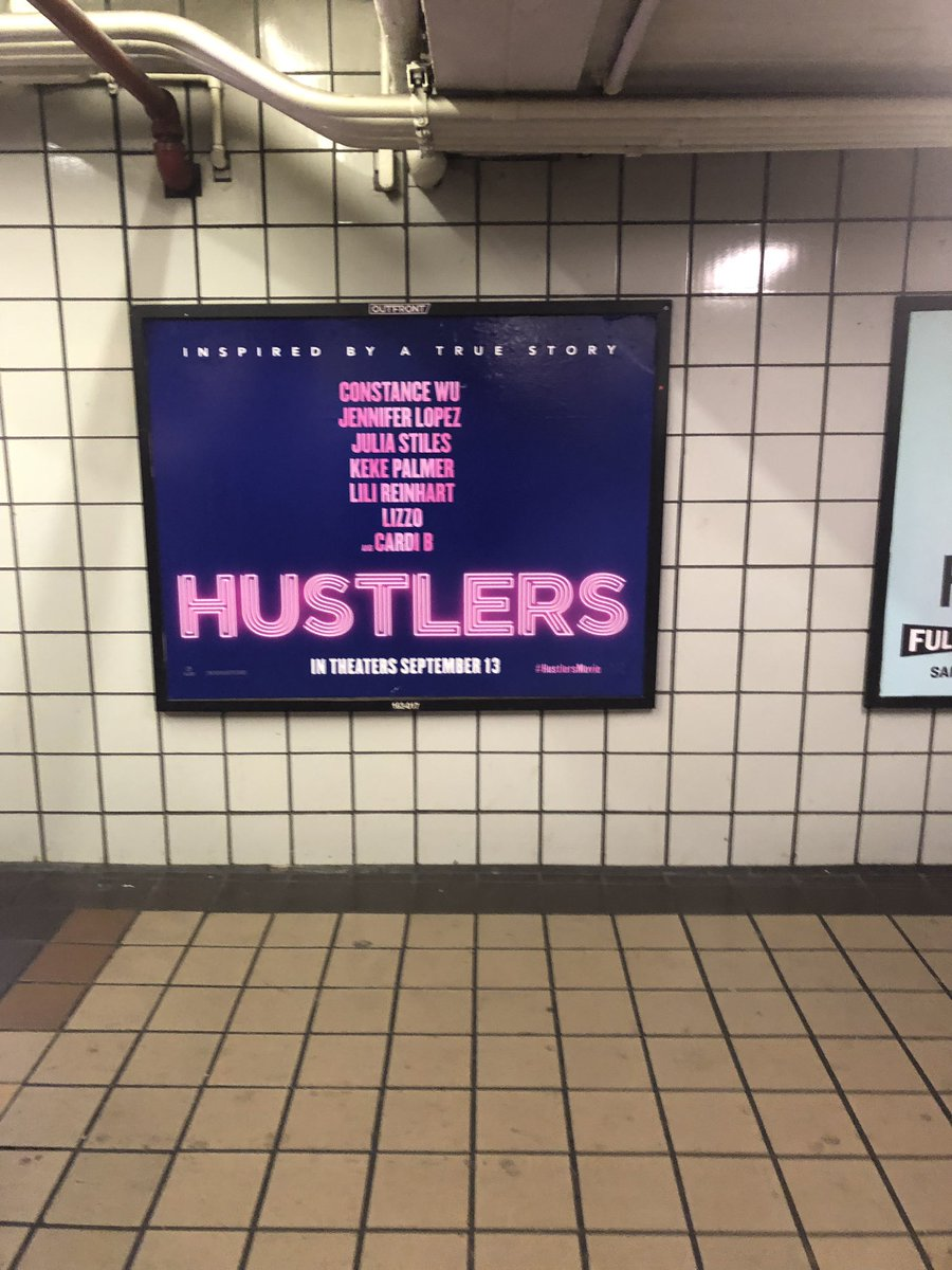 The only thing I'm looking forward to next month! @HustlersMovie @JLo @KekePalmer @lilireinhart @lizzo @iamcardib @lizzo @ConstanceWu @MissJuliaStiles #HustlersMovie   <br>http://pic.twitter.com/9Bz9gfW8GS