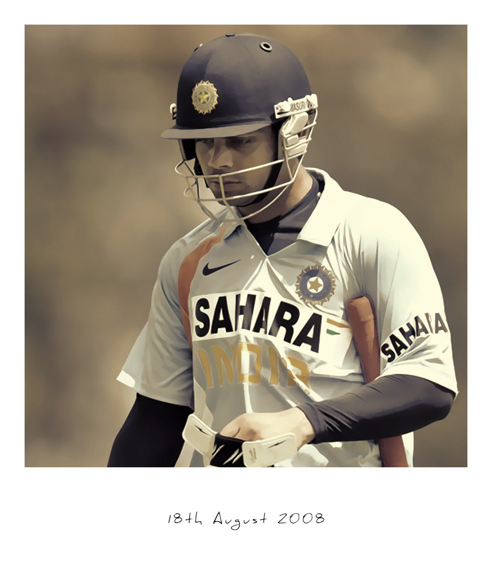 From starting as a teenager on the same day in 2008 to reflecting on the journey 11 years after, I couldn't have dreamt of the blessings God has showered me with. May you all get the strength and power to follow your dreams and always follow the right path. 🇮🇳🙏😇#forevergrateful