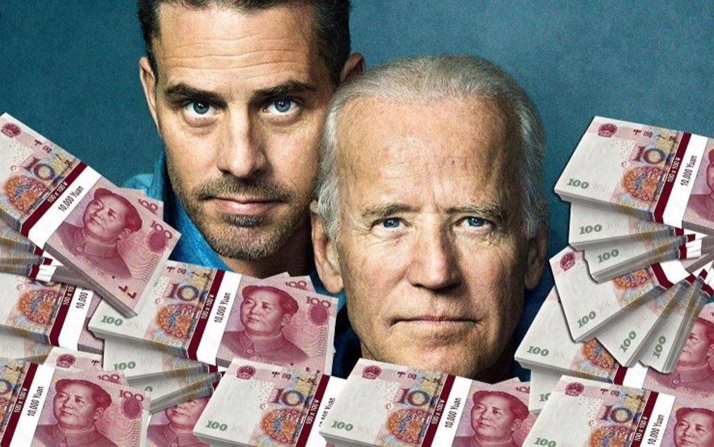 Le fils de Joe Biden a aidé la Chine à acheter nos avoirs de sécurité nationale