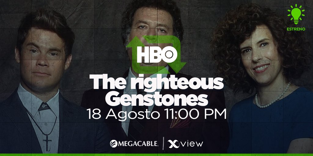 #Estreno THE RIGHTEOUS GENSTONES 11:00 PM HBO <br>http://pic.twitter.com/cbp3N6kPze