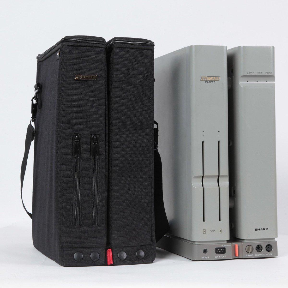 「X68000」型ショルダーバッグ『CZ-600Bag』