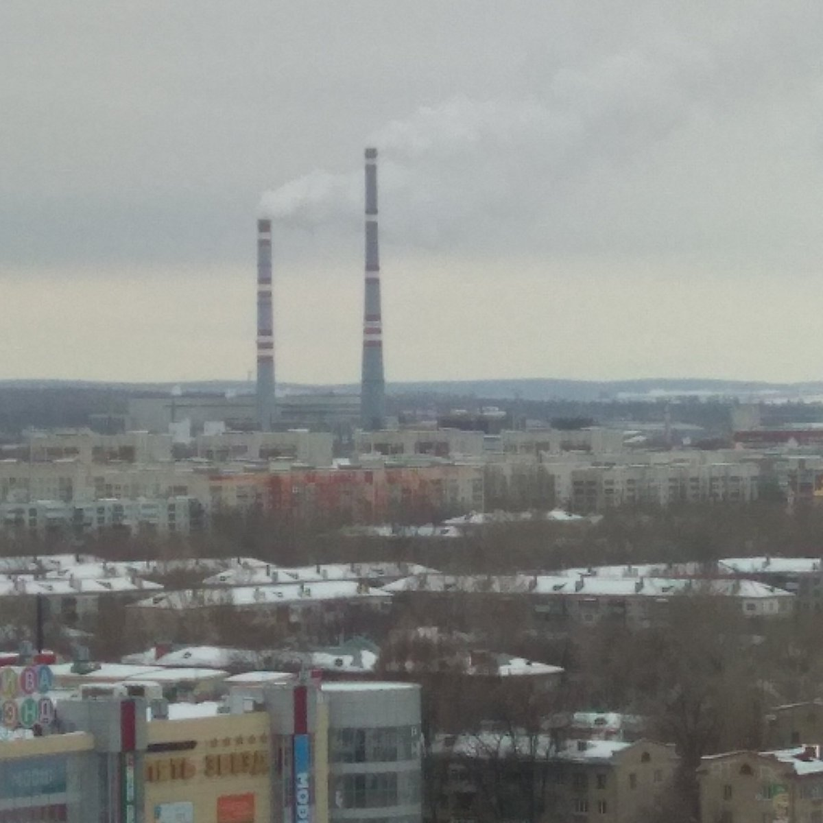 Фото с самарского металлургического завода