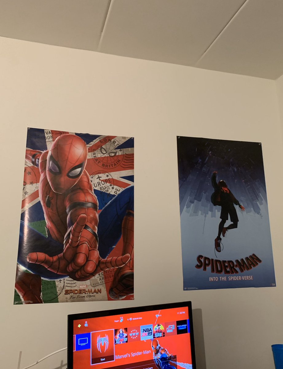 New additions to my poster family. 😁