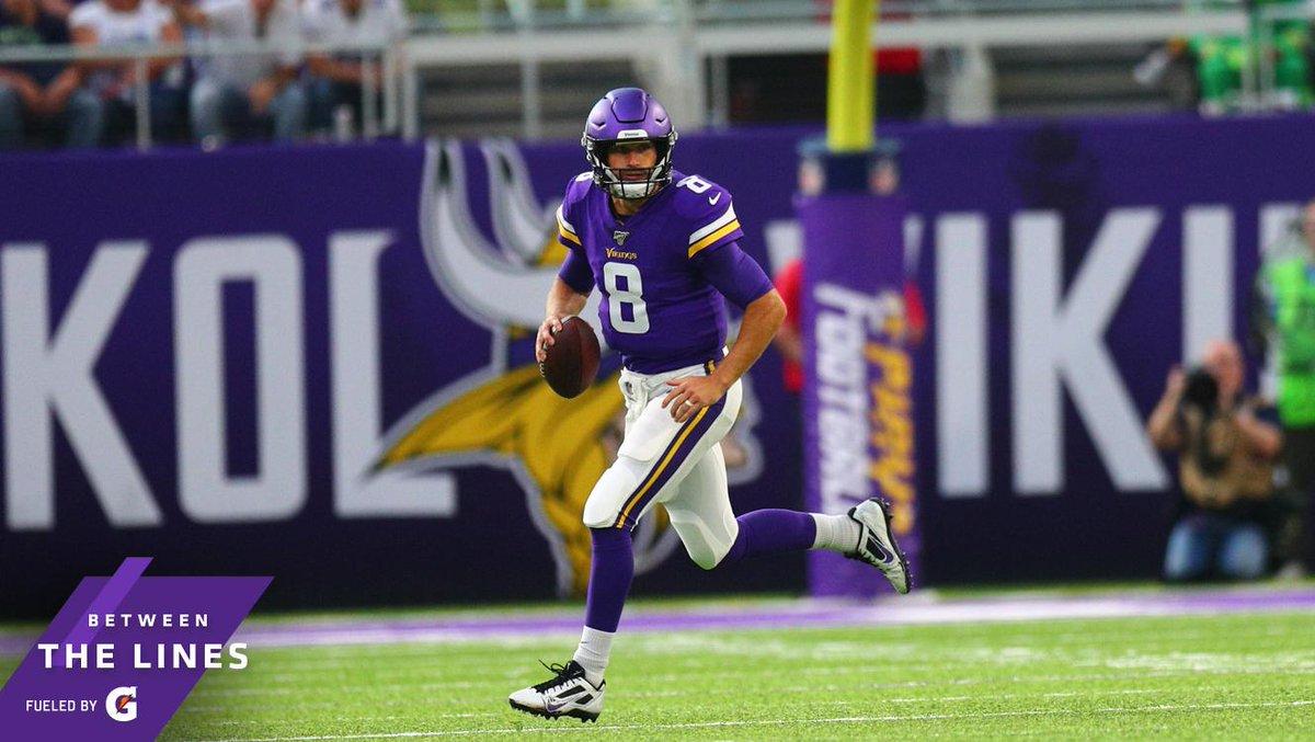 Minnesota Vikings @Vikings