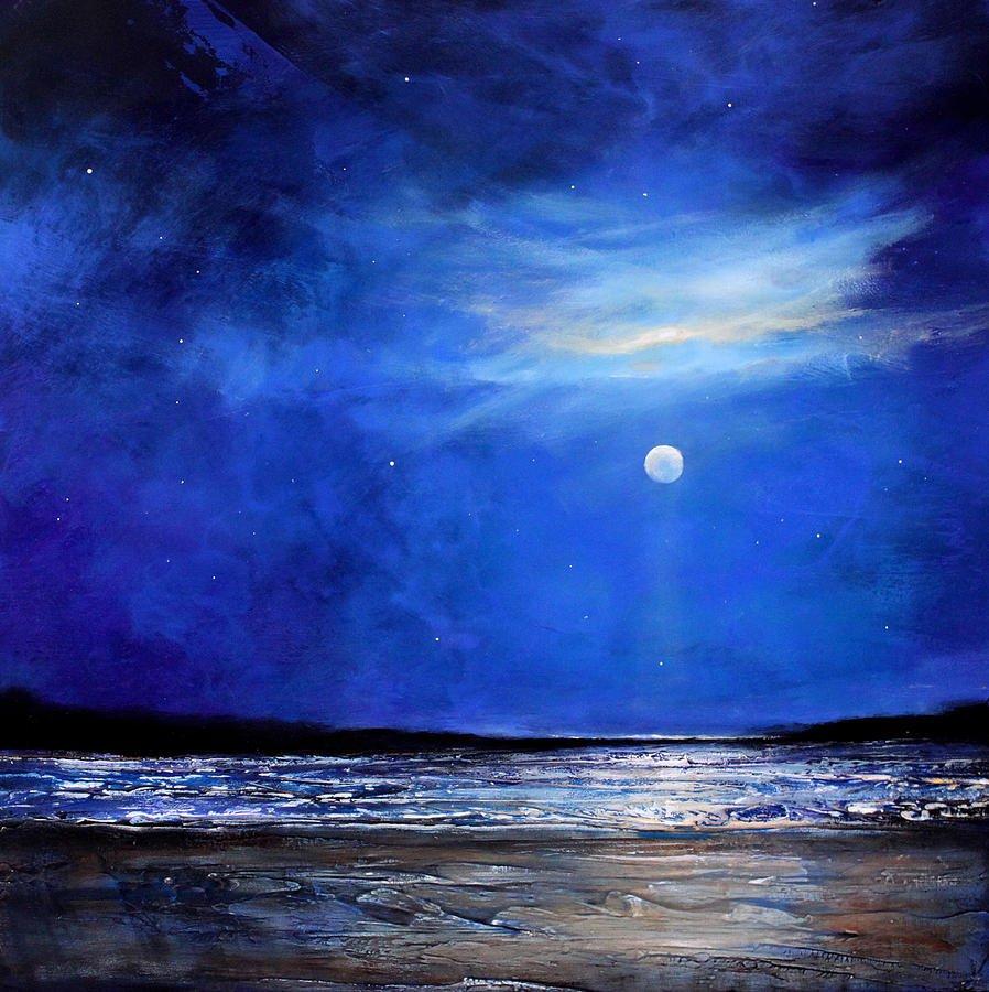 "Toni #GROTE, ""BLUE NIGHT LIGHT"" 2011 #art #arttwit #twitart #iloveart #ToniGrote @ToniGroteArt #artlover #blue<br>http://pic.twitter.com/8S4BaWr7ZA"