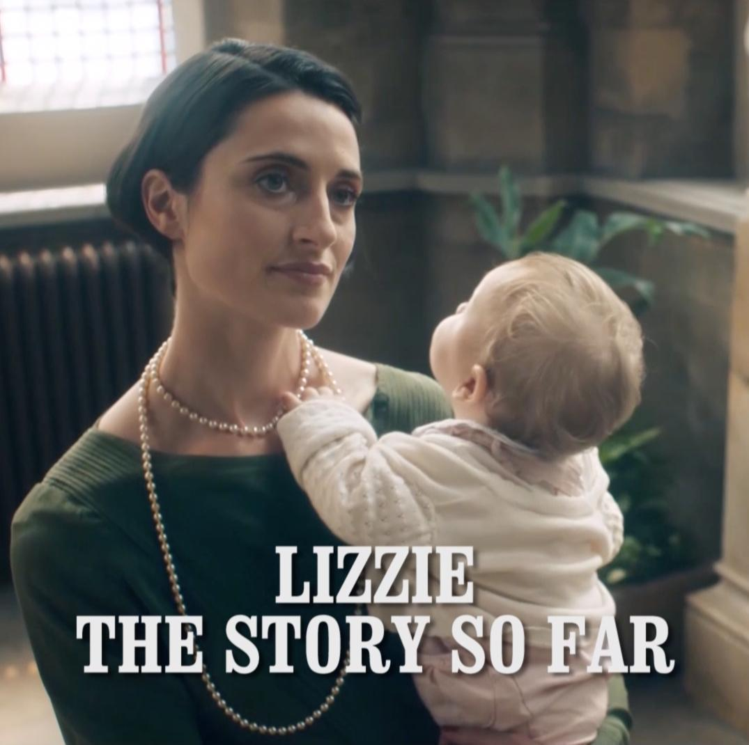 Theres been such an amazing journey. Natasha OKeeffe examines how Lizzie became an integral part of the Shelby Company and Tommys life. #PeakyBlinders Series 5 starts this Sunday at 9pm on @bbcone.
