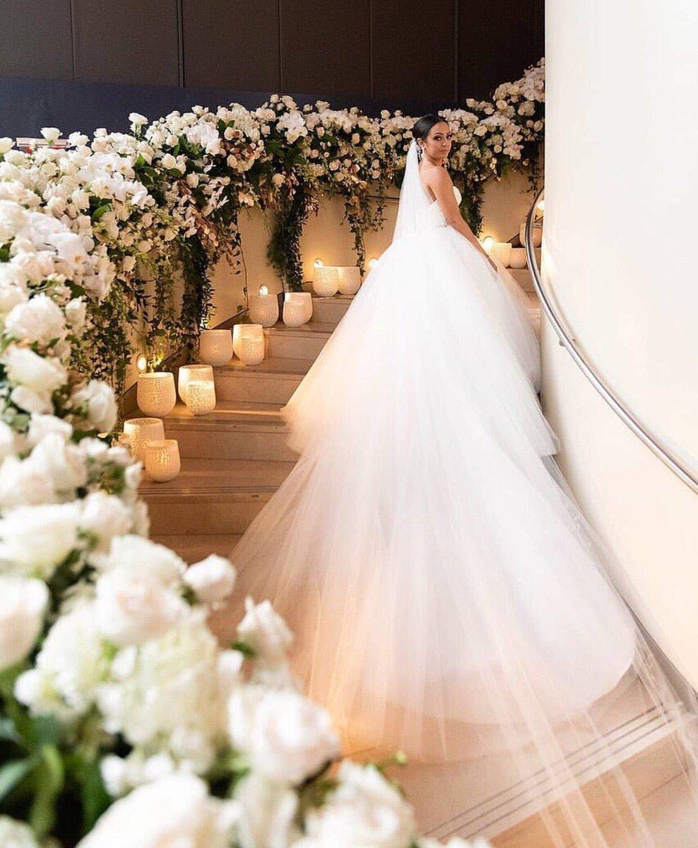 Happy Monday! May you approach this new week as beautifully as a bridal entry! 👰🏾💍🤵🏾 #WeddingPR #PRGirlBride #PRGirlGroom #Love #Celebrations #Lifestyle #LuxuryWeddings #PRGirlWeddings #Lusaka #Zambia