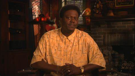 Wasn't sure if anybody said him yet, but couldn't leave out the late, great Bernie Mac on The Bernie Mac Show, may he rest in peace #TheyPlayedThemselves<br>http://pic.twitter.com/y4sBDiSpjk