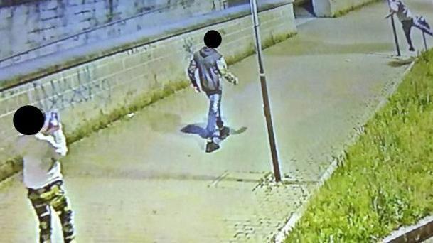 Vandali e rifiuti: la polizia locale di Treviso me...