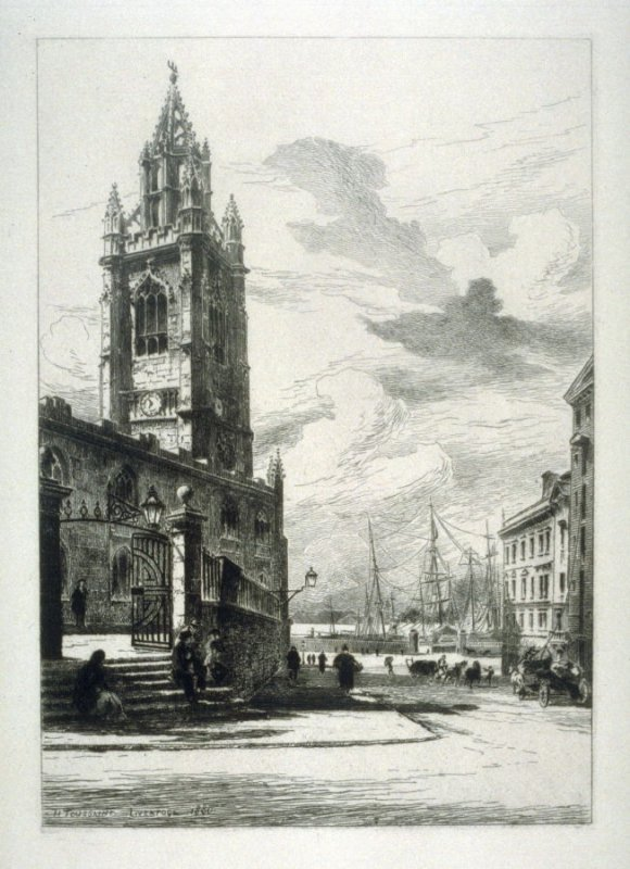 Church of St Nicholas steeple collapse 1810 - as told by A Nonagenarian  https:// liverpoolmiscellany.blogspot.com/2019/08/st-nic holas-church-tragedy-1810.html   … <br>http://pic.twitter.com/xLzL1f48rS