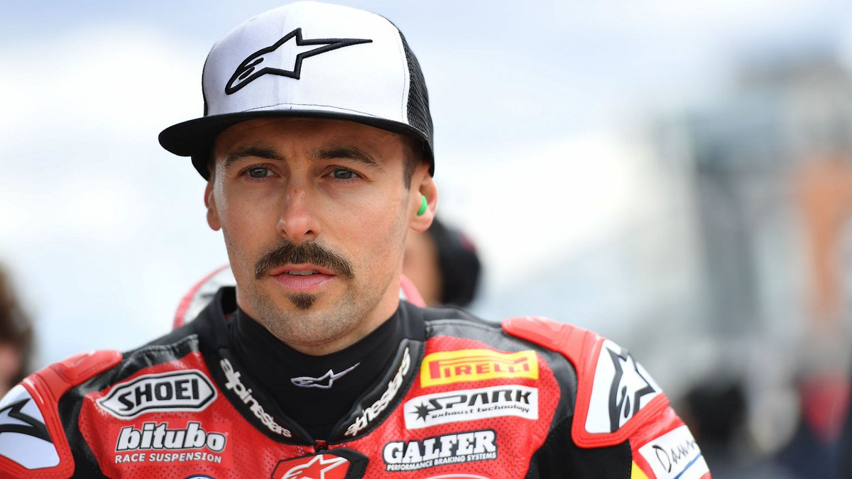 @eugenelaverty signs with the BMW Motorrad WorldSBK Team   The Irishman joins the BMW squad for 2020  | #WorldSBK  http://www. worldsbk.com/en/news/2019/E ugene%20Laverty%20signs%20with%20the%20BMW%20Motorrad%20WorldSBK%20Team   … <br>http://pic.twitter.com/oEDmJaw8gw