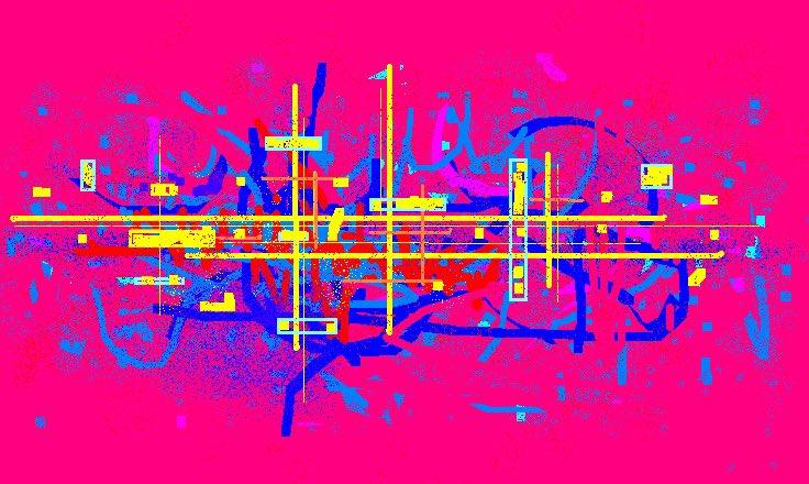 "MY PAINTING, ""CONTRAPPUNTO IN A MAJOR"" 2003 #art #arttwit #twitart #artlover #classical #iloveart #ClassicalMusic #gesture  @AlessandroForn6  #AleFornero #Modulation #Semiology #DigitalArt #contrappunto #baroque #ArtOfFugue #Fugue #Bach<br>http://pic.twitter.com/6uTryDH5wo"