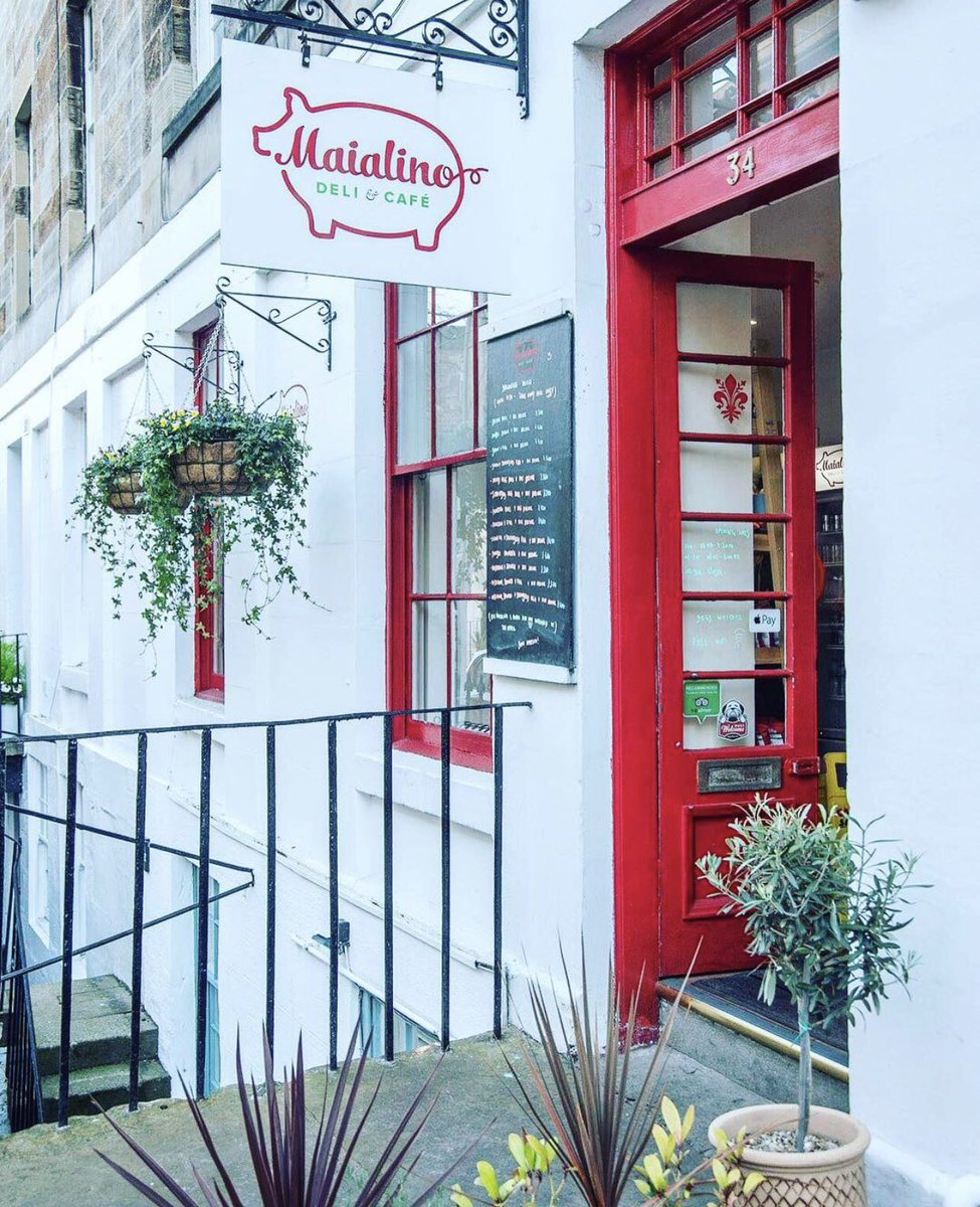 Monday's are for @MaialinoDeli 🐷  Kick start your week with a coffee and one of their delicious filled rolls! ☕️🥪    #hiddengems #edinburghswestend #thisisedinburgh #edinburgh #edinburghlife #edinburghfoodie #edinburghstory #discoveredimburgh #visitscotland #scotland