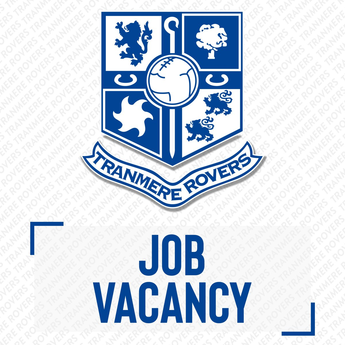 #TRFC are currently recruiting for the following vacancies: 🍾 Event Manager 📚Assistant Tutor and Coach 💬Traineeship Officer Apply here ➡️ bit.ly/2HePSjz #TRFC #SWA