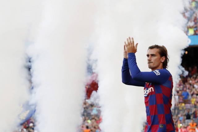 LAtlético aurait retiré sa plainte contre le Barça pour le transfert dAntoine Griezmann ow.ly/MYQT30pnpsB