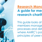 Image for the Tweet beginning: Managing research grant funding is