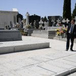 Image for the Tweet beginning: El cementerio municipal aumenta su